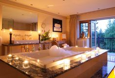 Mr & Mrs Smith, Gidleigh Park in Devon, Spa Room