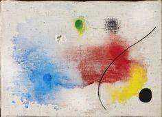Pintura III | Pinturas | Catálogo de obras | Fundació Joan Miró