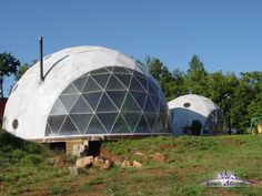 Geodesic Dome | You have chosen Pacific Domes, a tent-like approach to geodesic domes ...