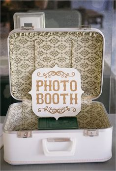 Image detail for -Wedding photo booth ideas