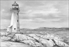 GENERAL ARTWORK - Graphite Pencil Drawings by Diane Wright