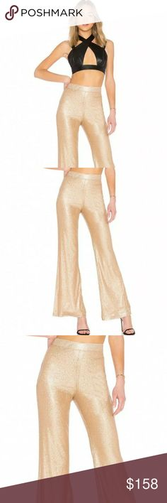 0052ab8644 Lovers + Friends Sequin Shimmer Ballad Pants Lovers + Friends Sequin  Shimmer Ballad Pants Size Small