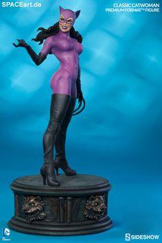 Batman: Classic Catwoman, Statue / Premium Format Figur ... http://spaceart.de/produkte/bm016.php