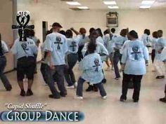 "Step / Line Dance - ""Cupid Shuffle"""