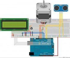 Tutorial Arduino – Radar giratorio con LCD