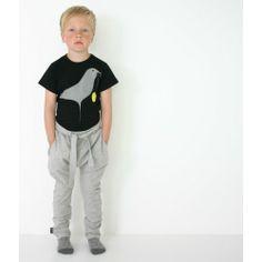 Moi T-Shirt Raven Black // PoppysCloset.com