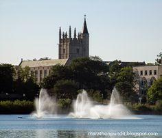Northwestern University, Evanston, Illinois.