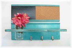 Wall Shelf/Chalk Board/Cork Board