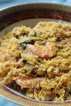 Azie Kitchen: Udang Goreng Butter Yang Paling Sedap...butter prawn