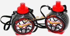 Cantil Hot Wheels Roda