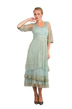 Vintage Style Party Dress by Nataya | Vintage Wedding Dresses | Mother of the Bride Dresses - wardrobeshop.com