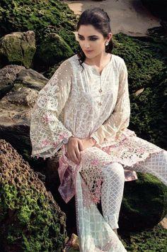Maria B Design 3A Original Lawn 2016 get a stitched dress at Kaamdani Couture