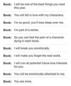 That's what The Mortal Instruments & The Infernal Devices did to me... Curse you Cassandra Clare! Curse you!