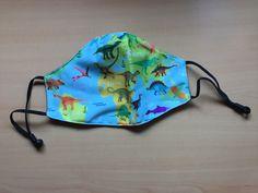 Stoff Maske Kinder Drawstring Backpack, Ebay, Backpacks, Fashion, Masks Kids, Dinosaurs, Clothing Accessories, Moda, Fashion Styles