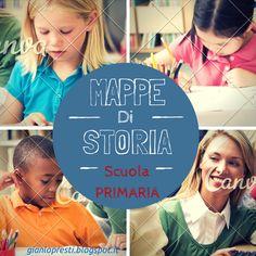 Se hai di bisogno di Mappe concettuali per la Storia a scuola primaria le qui trovi.