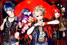 GIGAMOUS Japanese Streets, Japanese Street Fashion, Visual Kei, New Look, Music Videos, Punk, Street Style, Photo And Video, Anime