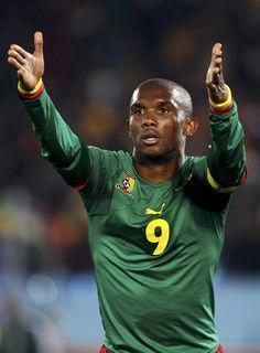 Samuel Eto'o (Camerún)