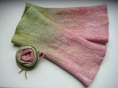 Felted Mittens by FeltedPleasure, via Flickr