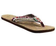 Sanuk Fraid Too Flip Flop Sandals
