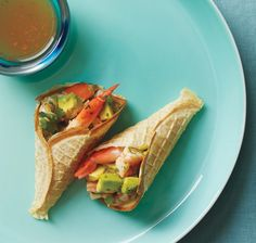Wow Your Guests With These Crispy Coconut Cone Appetizers with Shrimp, Avocado, and Lime from Top Chef Winner Paul Qui