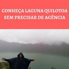 Fuja das agências de turismo e faça Laguna Quilotoa gastando menos de 05 dólares
