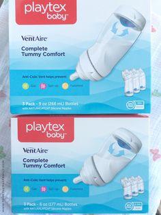 10 Baby Shower Games using Baby Bottles