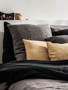 Linen Duvet, Bed Spreads, Hemp, Duvet Covers, Pure Products, Blanket, Interior Design, Natural, Decor
