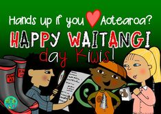 Waitangi Day Resource Round up! by Green Grubs Garden Club