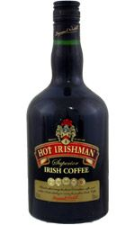 HOT IRISHMAN - Irish Coffee. The award winning Hot Irishman is hand crafted using the finest Columbian Coffee, dark brown sugar and mellow Irish Whiskey. Just add boiling water and top off with cream for a genuine and consistent Irish Coffee every time.