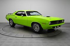 1970 Plymouth Hemicuda giveaway - http://www.fyeah-cars.com/1970-plymouth-hemicuda-giveaway/ LOVE THIS CAR SO MUCH!!!!!!!