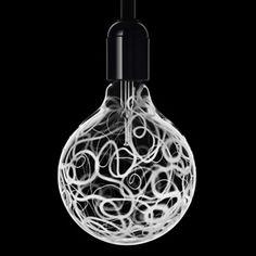 ACHICA | Orrefors Light Shadow Bulb Confetti