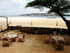 Diamond Beach Village Hotel in Lamu Island Kenya Africa