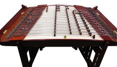 The Yang Qin, the Chinese dulcimer. The final instrument (so far) I know to play and have studied. One of the less-popular instruments one can say it sounds very familiar to the Guzheng.