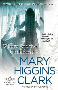 Fav Mary Higgins Clarke book first book of her's that I read!!! Enjoyed many many more after that!!!!