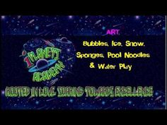 ART | BUBBLES, ICE, SNOW, SPONGES, POOL NOODLES & WATER PLAY at ​iPlanets Academy.  ART | BURBUJAS , hielo, nieve , esponjas, fideos de la piscina y de juegos de agua en iPlanets Academia  Connect with me here:  www.iPlanetsAcademy.com www.Facebook.com/iPlanetsAcademy www.Twitter.com/iPlanetsAcademy  Subscribe here: https://www.youtube.com/playlist?list=PLIkF0NwOkSSUeNLbDkXy46XxfbmE4ZmAl