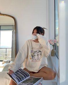 Moda Instagram, Retro Fashion, Korean Fashion, Womens Fashion, 90s Fashion, Boho Fashion, Fashion Online, Fashion Jewelry, Mode Streetwear