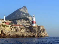 Europa Point Lighthouse - Wikipedia, the free encyclopedia