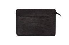 Louis Vuitton Homme Black Epi Clutch