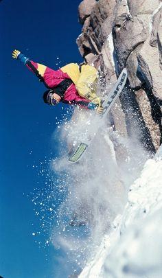 Craig Kelly Crail Snowboarding Style, Ski And Snowboard, Stale Sandbech, Craig Kelly, Vintage Ski Posters, Ski Sport, Snow Bunnies, Burton Snowboards, Best Seasons