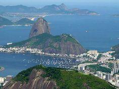 Pão de Açúcar - Rio de Janeiro, Brasil