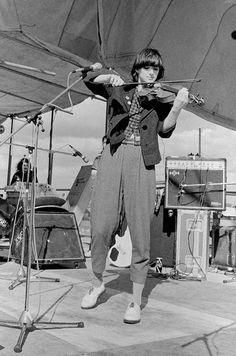 """""""The Raincoats:Vicky Aspinall, 1980  """""""