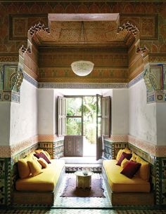 Image result for arielle dombasle marrakech
