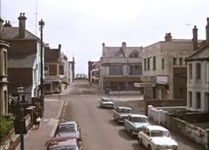 Eriswell Road, Worthing 1968 - Looking South to the Sea