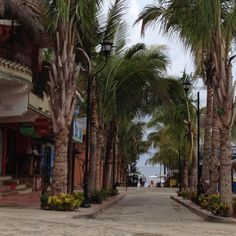 Sayulita, Mexico from the town square... Less than 350 days till we go back!