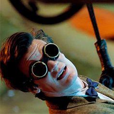 Eleventh. ..those goggles...