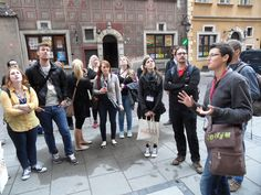 Guided tour in Warsaw