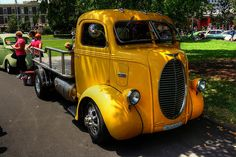 1947 Ford Cabover | 1947 Ford Cab Over Engine Truck | Flickr - Photo Sharing!