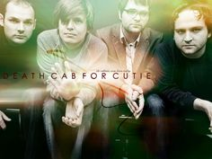 Death Cab For Cutie: American indie, hearts on sleeves, sharp lyricism. (esp. 'The Photo Album', 'Transatlanticism' and 'Plans')