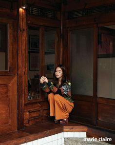 BAEK JIN HEE FOR NOVEMBER MARIE CLAIRE Baek Jin Hee, Empress Ki, Korean Celebrities, Pride And Prejudice, Marie Claire, Singer, Photoshoot, Actresses, November