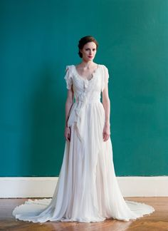 Monticello gown by Carol Hannah..my personal favorite from the new collection.